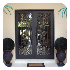 Impact Decorative Ornamental Doors