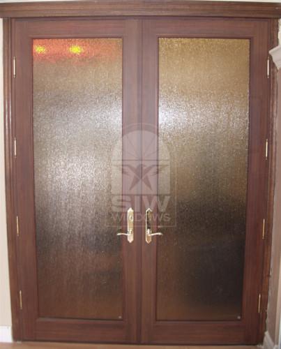 Impact Decorative Entry Door
