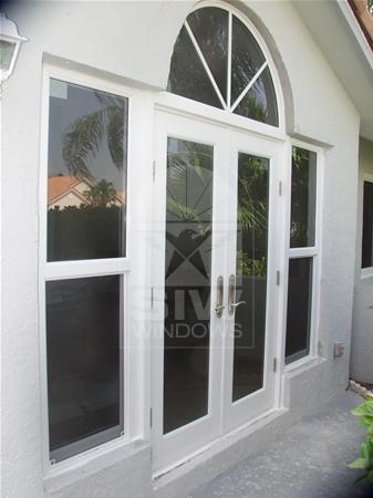 Impact French Doors Florida Coastal Windows