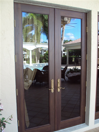 Impact French Doors Florida Coastal Windows