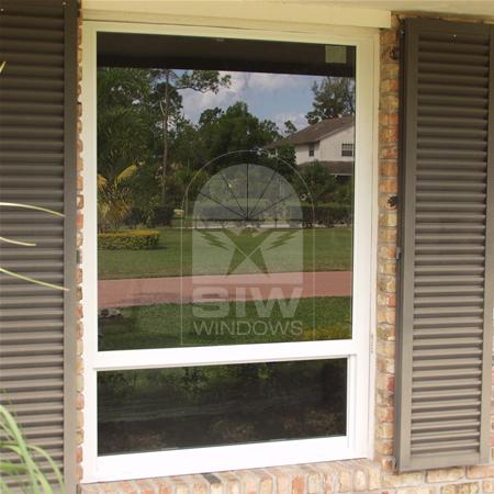 Impact Single Hung Series Windows Florida Coastal Windows