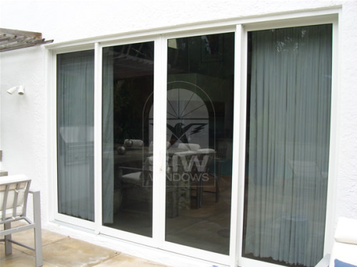 Impact Sliding Glass Doors Florida Coastal Windows